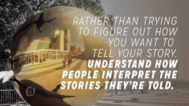 people interpret stories