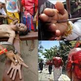philippine crucifixion