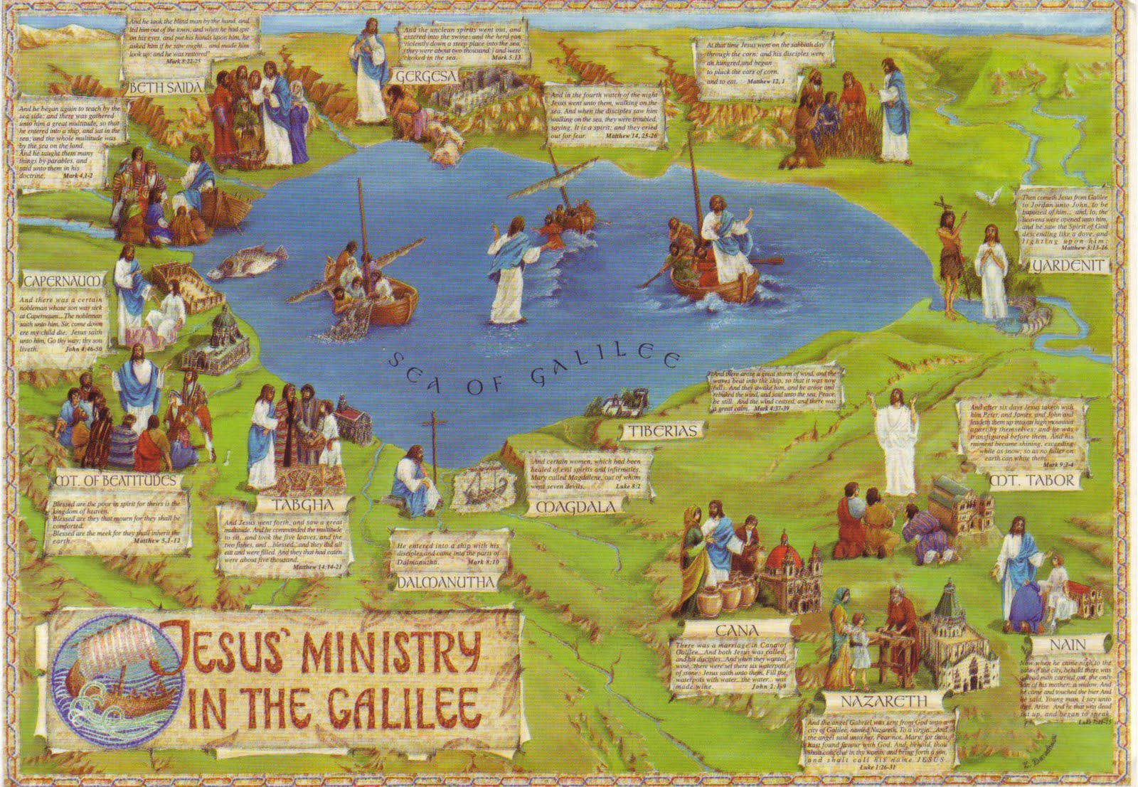 Daily Bible Reading Devotional [Luke 4:22-30]-September 17, 2017