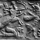 marduk- ը կրակել է tiamat- ին