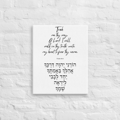 Psalm 86:11 canvas-in-16x20-front-603075a83c6b3.jpg