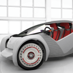 """The Worlds First 3D Printed Car. """"Strati"""" by Local Motors"""