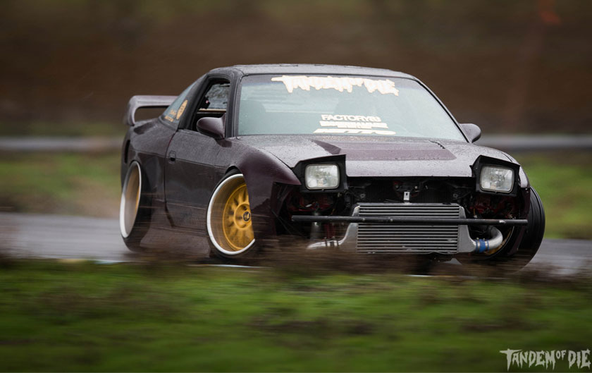 Nissan S13: 4 Reasons Why it's so Good at Drifting
