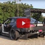 Crazy S15 700HP+ V8 LS3 Drift Car