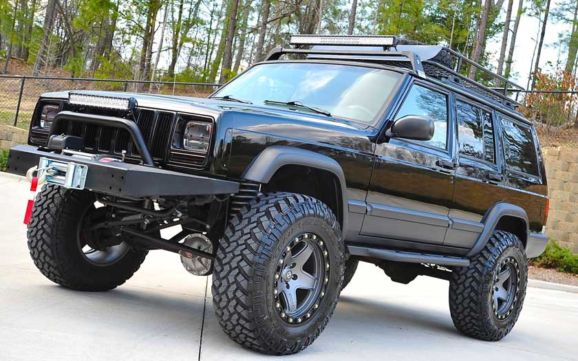 5 Things That Make The XJ Cherokee The Best Jeep Ever