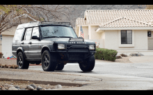 A Look Into the Discovery II: The Last Solid Built Land Rover