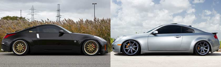 G35 vs 350Z: Which One is Actually Better and Why?