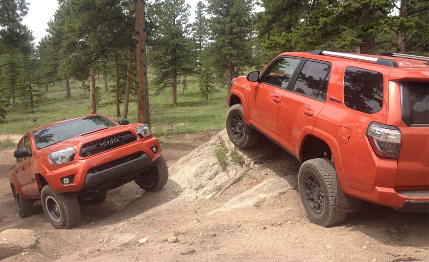 Tacoma vs 4Runner: Which One is Better and Why?