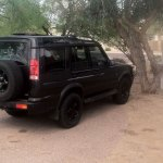 The Story of my 1999 Land Rover Discovery II