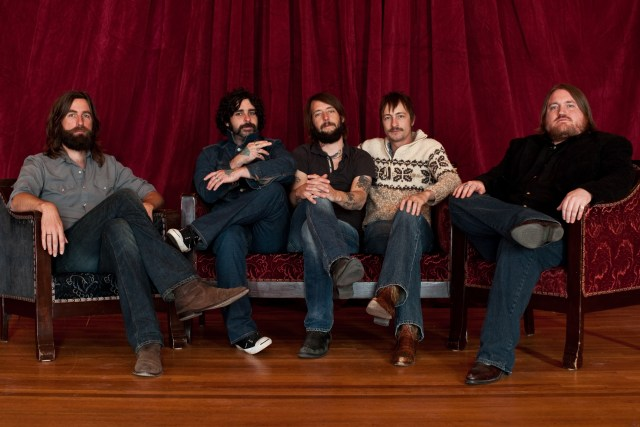 Band of Horses  (Photo by Christopher Wilson; courtesy of Sub Pop)