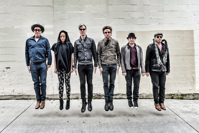 Fitz and the Tantrums (Photo courtesy of Nataworry Photography)