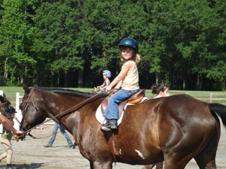 Anna - Horse Camp 5