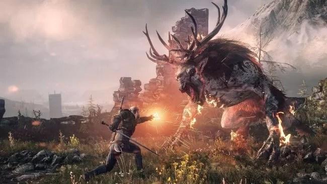 Witcher 3 Wild Hunt tum zamanlarin en iyi video oyunlarindan biri olabilir Resim kredi CD Projekt Kirmizi