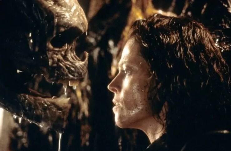 Xenomorph Alien Aliendan kötü adam