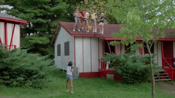 Sleepaway Kampi Tipik bir 80lerin kamp slasher film son derece atipik bir son ile