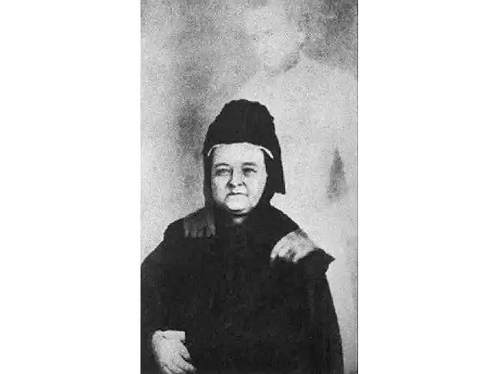 ilk hayalet fotografi