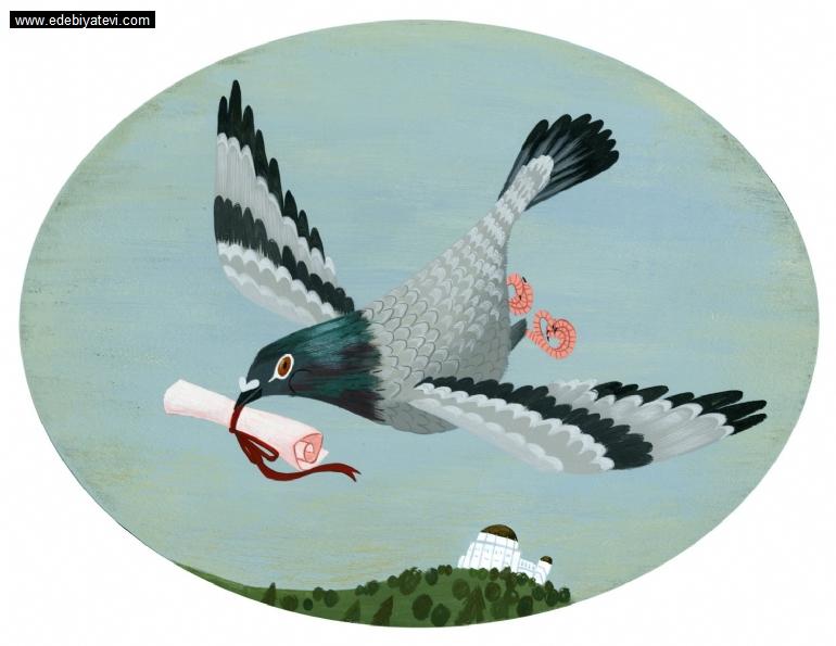 Güvercin Uçurmak