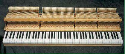 mekanik piano