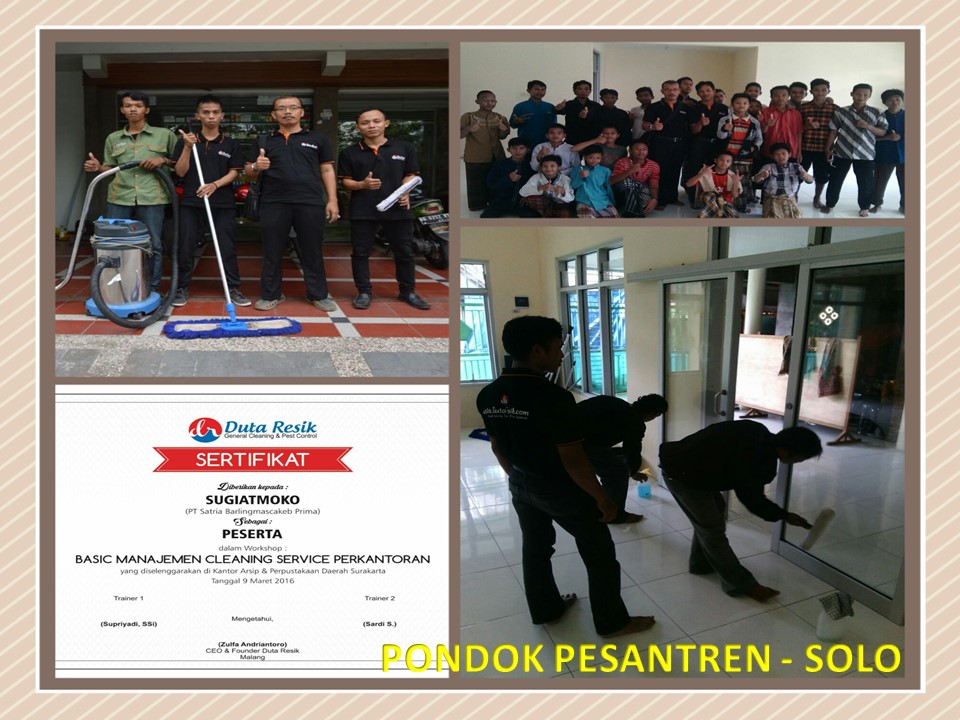 Training-Cleaning-Solo-Dutaresik
