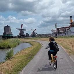 bike_tour-waterland-Zaanse_Schans_Amsterdam