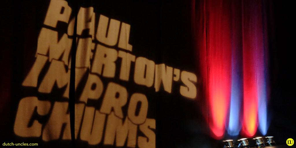 Paul Merton Edinburgh Fringe