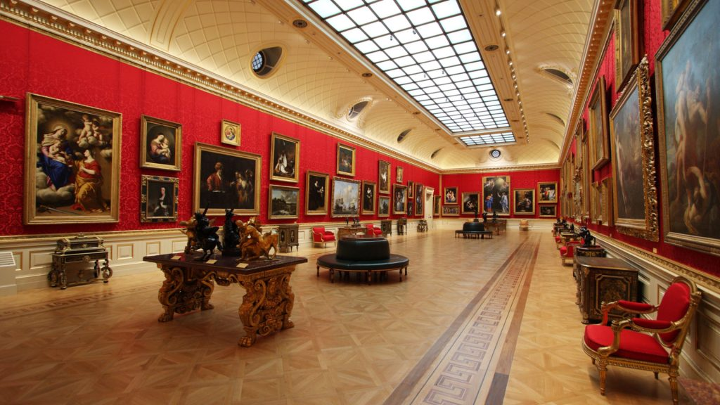 Wallace Collection gallery in London