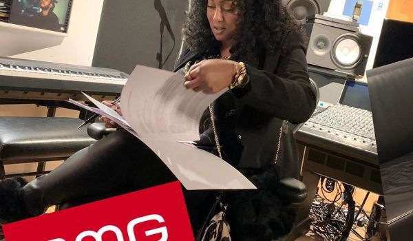 La Toya Linger –  Publishing deal with BMG/ Talpa