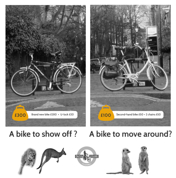 1. To buy an expensive or a cheap bike?