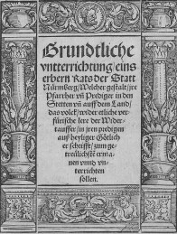 Andreas Osiander, 1528 (Jaspers & Meeder #24)