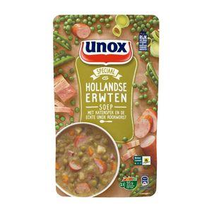 Unox soup peas