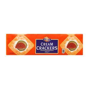 Barber Cream crackers