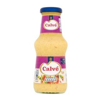 Calvé Kerrie ananas saus