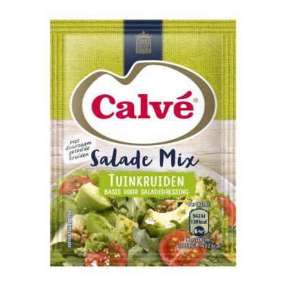 Calvé Salade mix tuinkruiden