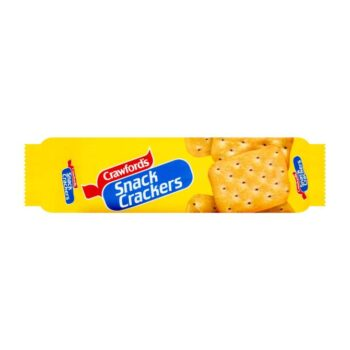 Crawford Snackcracker 150 gr.
