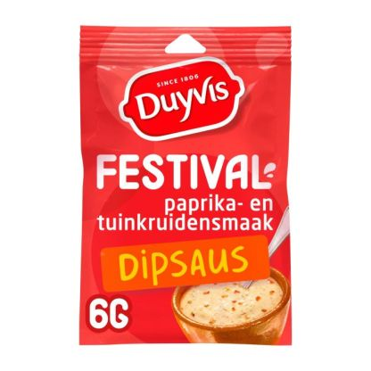 Duyvis Dipaus mix festival