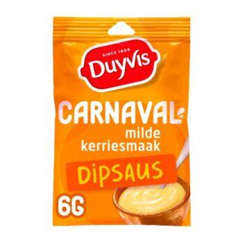Duyvis Dipsaus Carnaval milde kerriesmaak