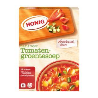 Honig Basis voor tomaten groentesoep