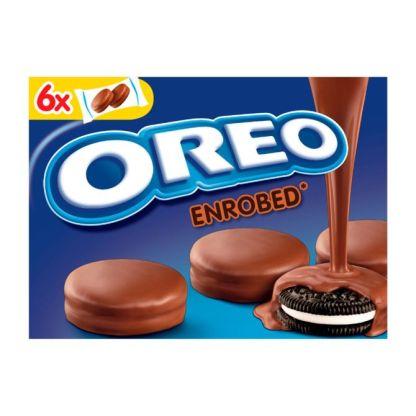 Oreo Covered cookies melk