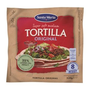 Santa Maria tortilla's original