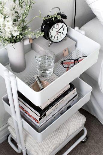 Raskog IKEA bedroom 1