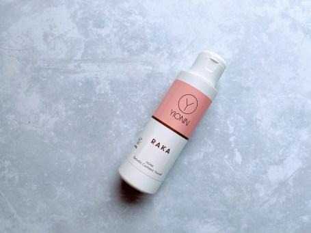 Review Ylonn Raka aftershave lotion