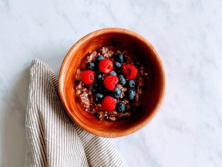 Z-Ora breakfast