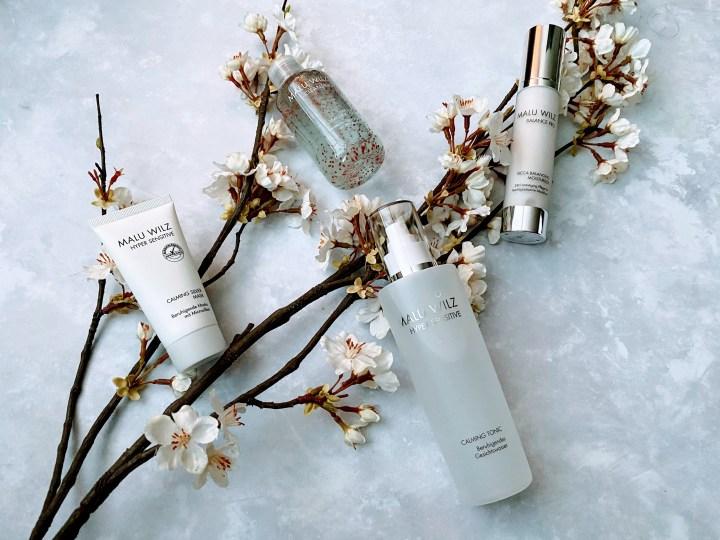 Skincare routine met Malu Wilz