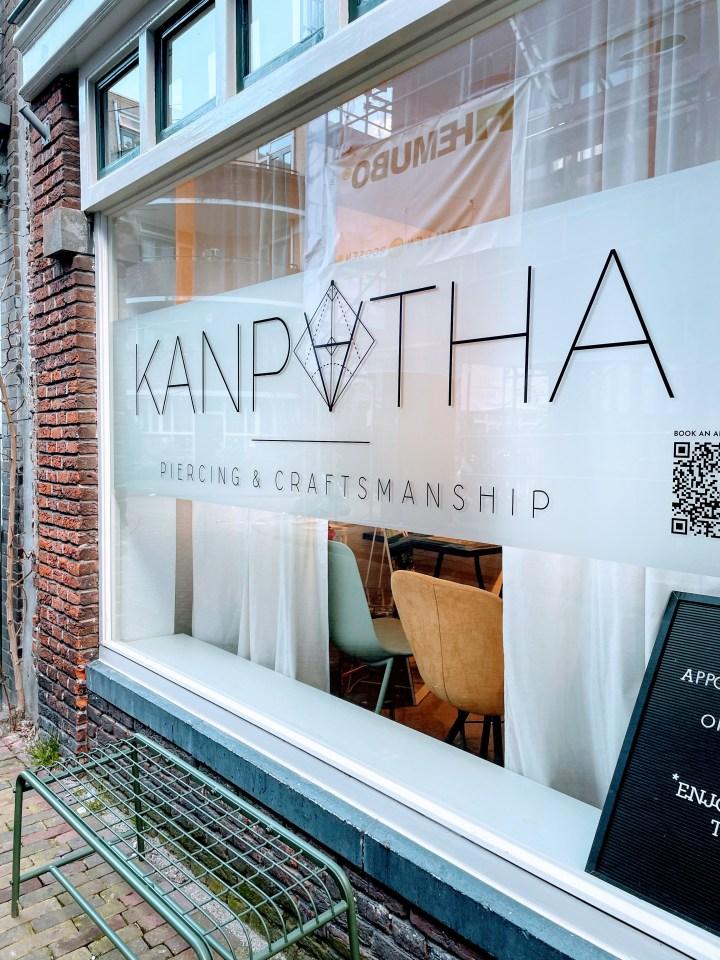Lotte's ervaring bij Kanpatha Piercing & Craftmanship studio
