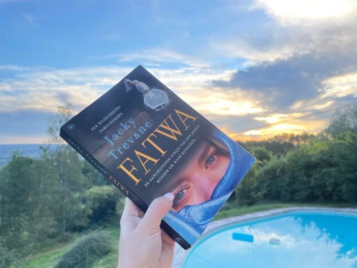 Het boek Fatwa door Jacky Trevane