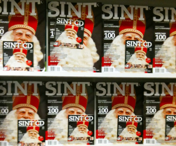 Sinterklaas: About a Saint and a Castrated Rooster