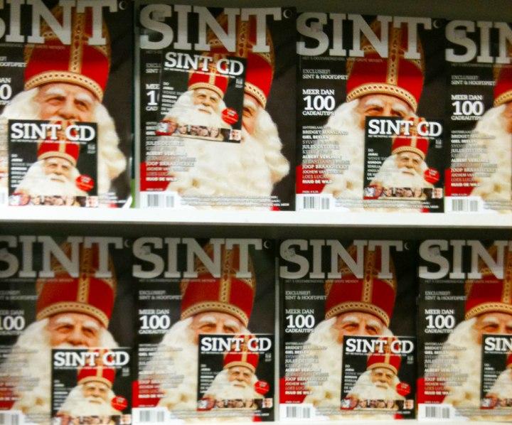 Sinterklaas // Dutch Girl in London