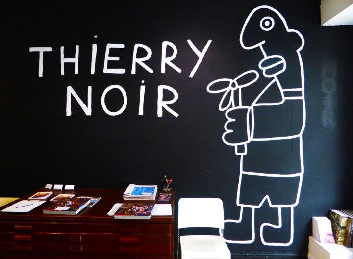 Thierry Noir A Retrospective