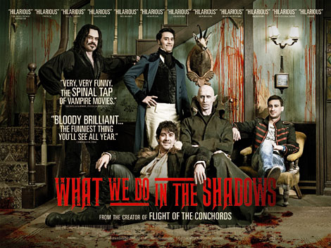 Film Review: What We Do in the Shadows