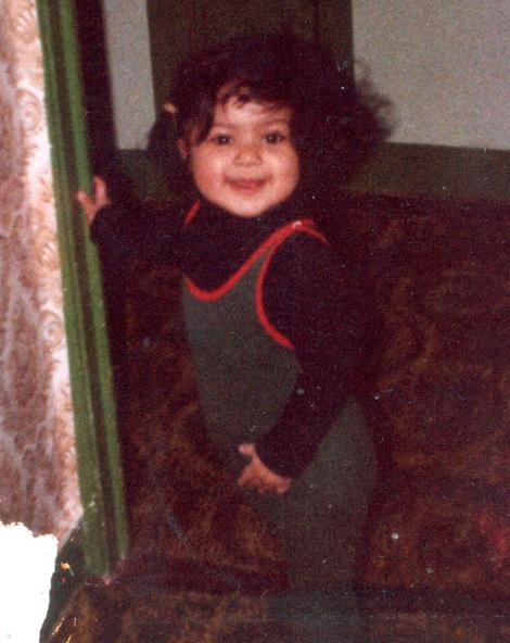 Zarina 1 Year Old // Dutch Girl in London